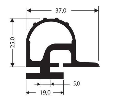joint pour chambre froide joint caoutchouc pour chambre froide jcr 022