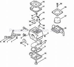 Stihl Fs 46 Parts Diagram