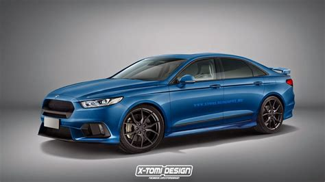 2016 jeep rebel this unofficial rendering of a ford taurus rs makes us