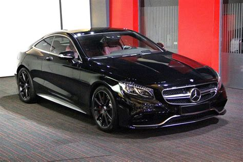 S63 Amg Coupe 2017 by 2017 Mercedes S63 Coupe Price Specs Autoscoope