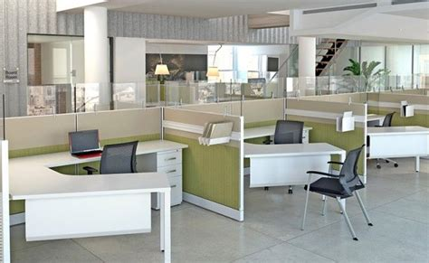 Office Furniture Concepts by Dallas Workstations Open Concept Office Space