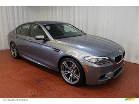 Bmw Space Grey by 2013 Space Grey Metallic Bmw M5 Sedan 76681829 Photo 7