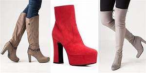 Tendance Mode Femme 2017 : tendance mode les 24 plus belles boots et bottines femme 2017 photos ~ Preciouscoupons.com Idées de Décoration