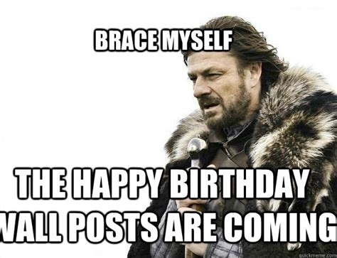 Meme Generator Brace Yourself - brace yourself new years posts coming 28 images livememe imminent ned brace yourselves