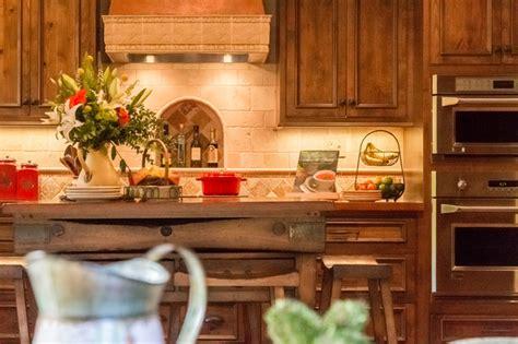 kitchen cabinets brown mediterranean style kitchen expansion 5998