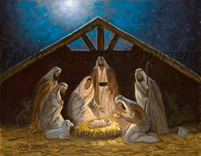 the nativity child nativity by paintingsofpeace