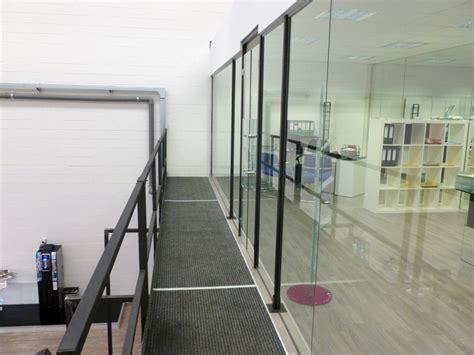 ufficio per l impiego trento foto soppalchi ufficio con vetrate a chiusura di