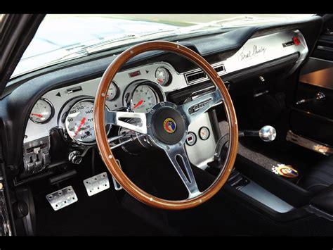 mustang shelby gt 500 interieur 1967 shelby gt500 classic recreations 900s eleanor la vraie de l essence dans mes veines