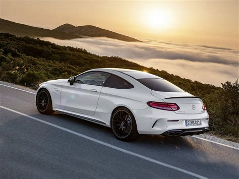 mercedes coupe amg 2017 mercedes c63 amg coupe review