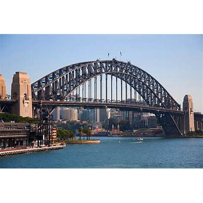 Sydney Harbour BridgeSydney Australia Highlights
