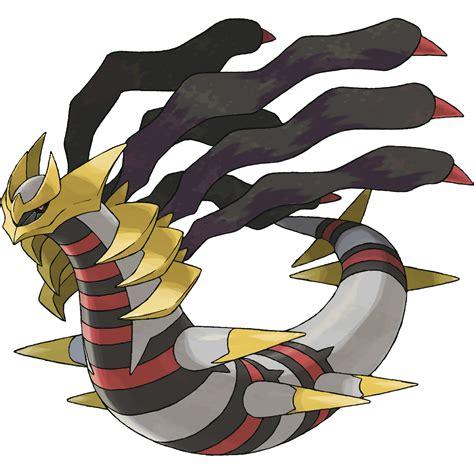 giratina origin forme pokemon  wiki gamepress