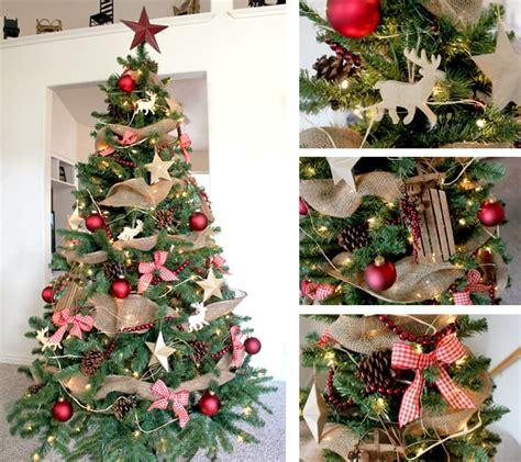 christmas tree decorating ideas  good   jillee