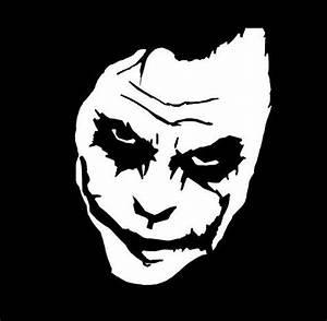 Makarios Llc Joker Dc Comic Decal Vinyl Sticker
