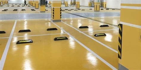 Epoxy Car Park Flooring   Car Park Flooring Contractor