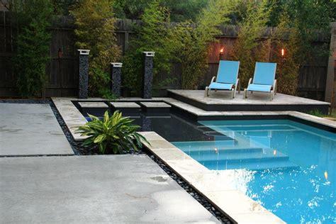 25 Bold & Beautiful Contemporary Swimming Pool Designs