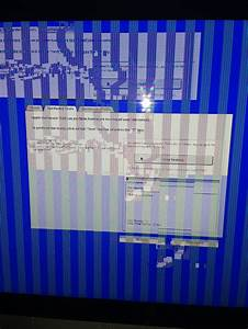 Screen IMac Doesn39t Start All I See Is Colored Lines