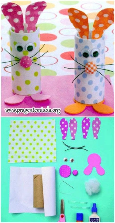 fun  creative easter crafts  kids  toddlers