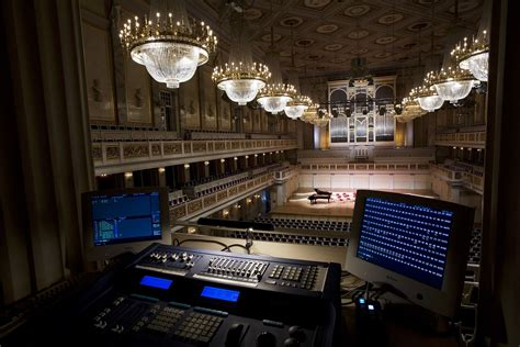 Light And Sound Theater by Front Of House