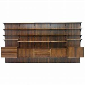 Wall Unit By Poul Cadovius For Cado 1960s 42752