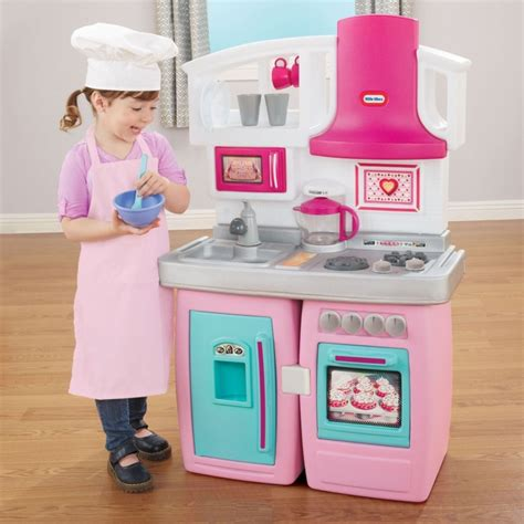 tikes kitchen accessories tikes bake n grow kitchen in pink buy play 7134