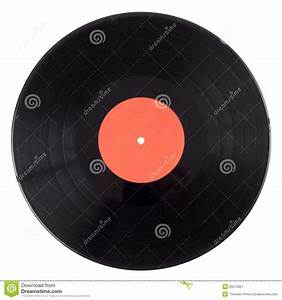Old Vinyl Record Stock Image - Image: 22274821