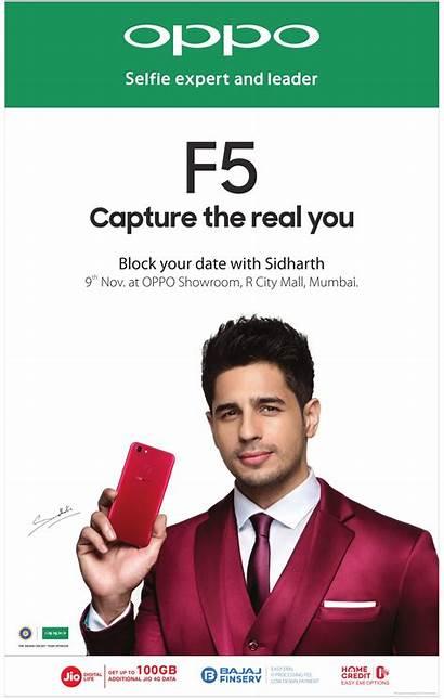 Oppo Selfie Ad Expert Leader F5 Advert