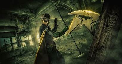Titans Robin 4k Wallpapers Tv Shows Backgrounds