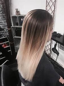 Ombre Hair Blond Polaire : reprise d 39 un ombr hair blond polaire l 39 atelier coiffure facebook ~ Nature-et-papiers.com Idées de Décoration