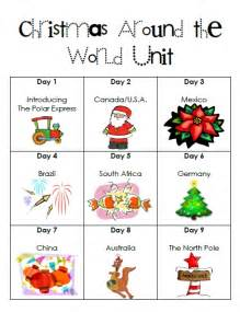 first grade garden christmas around the world and elf on the shelf
