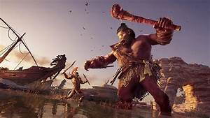 Assassin's Creed Odyssey Update Adds Steropes The Cyclops ...