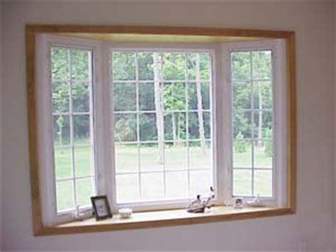 Bay Window Interior Trim by Bay And Bow Windows