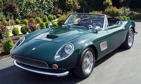 Get great deals on ebay! 1958 Replica Ferrari 250GT California Spyder By 1987 Modena Kit Car for sale in Fort Smith ...