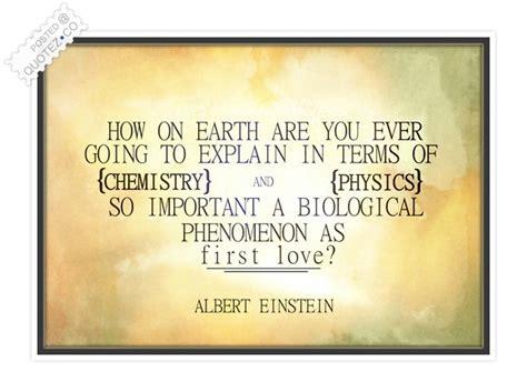 explain  biological phenomenon   love love quote