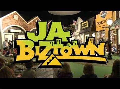 JA BizTown - YouTube