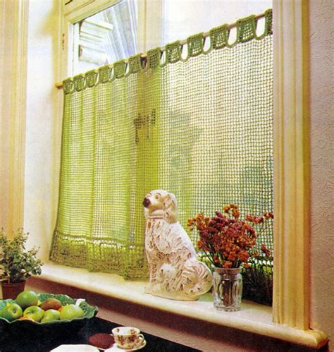 17 best images about crochet curtains on filet