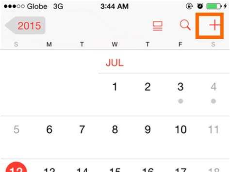 how to add calendar to iphone how do i create an event in the calendar app on my iphone How T