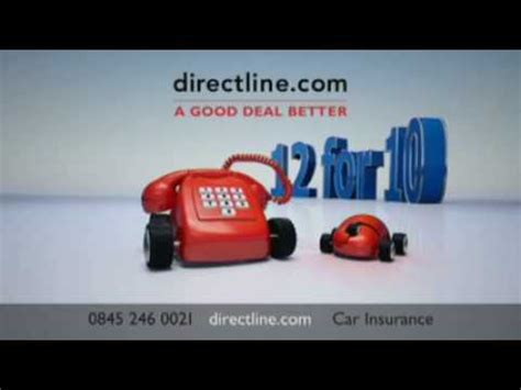 Direct Car Insurance - direct line car insurance new tv ad with stephen fry and