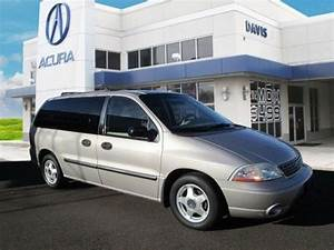 Find Used 2001 Ford Windstar Lx Mini Passenger Van 4
