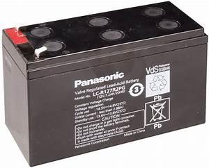 Batterie 12 Volts : lcr 12v 7 2p lead battery 12 volt 7 2 ah 94 x 151 x 65 ~ Farleysfitness.com Idées de Décoration