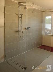 Glasscheiben Für Zimmertüren : walk in dusche duschabtrennung aus glas glasprofi24 ~ Sanjose-hotels-ca.com Haus und Dekorationen