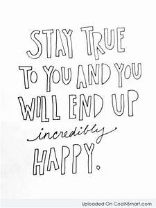 BEING TRUE TO YOURSELF QUOTES TUMBLR image quotes at ...