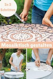 Mosaik Selber Fliesen Auf Altem Tisch : tischplatte aus mosaik fliesen mosaiktisch mosaiktisch ~ Watch28wear.com Haus und Dekorationen
