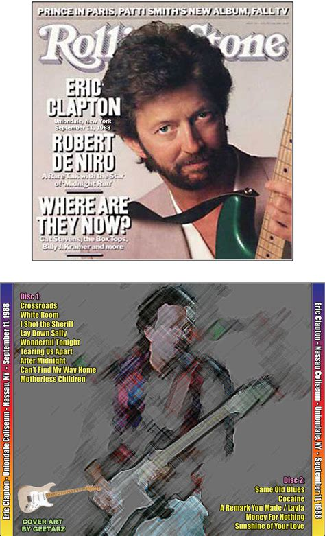 eric clapton quot can t find my way home quot guitar tab eric clapton nassau coliseum uniondale ny september New