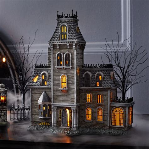 hot properties village  addams family house
