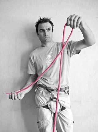 comment tresser une chaise manip escalade comment faire un nœud de huit nœud de