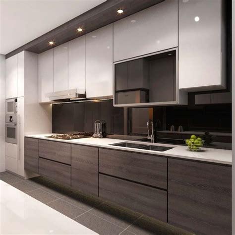 modern chic kitchen designs modern style kitchen cabinets 7587