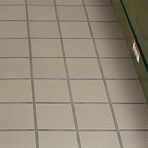 metro tread 174 quarry floor and wall tiles 6 quot x 6 quot 7 sq ft pkg at menards 174