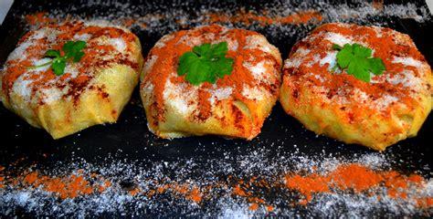 cuisine marocain recette facile de mini pastilla marocaine au poulet