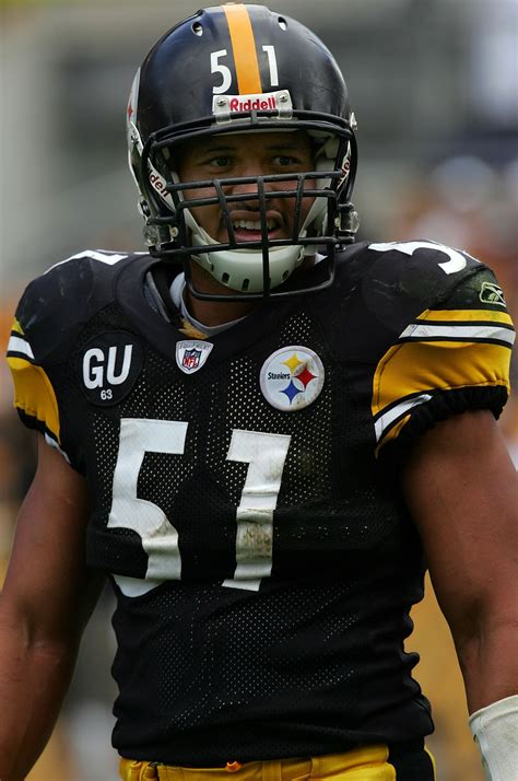 pittsburgh steelers top  linebackers   time