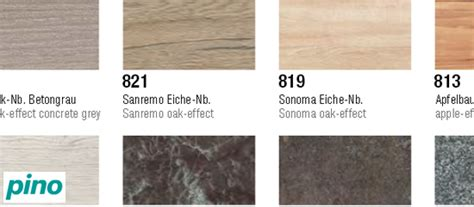 Pino Arbeitsplatten  Dekore  Holz  Auf Maß Original
